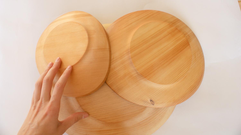 Тарелка из дерева своими руками фото
